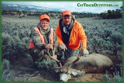 Cat Track Outfitters - deer hunting in Western Colorado