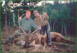 Colorado Elk hunting guides & outfitters