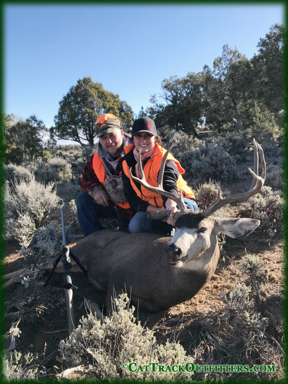 Mule Deer Hunting in Western Colorado - Guided deer hunts on
